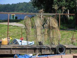 port rybacki w swibnie