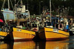 port rybacki w ustce
