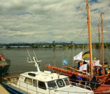 Port w Tczewie