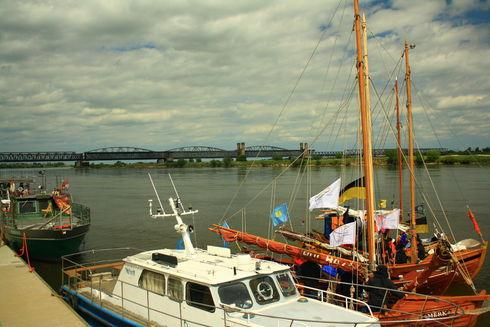 The Tczew Port