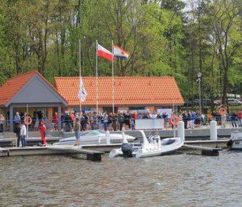 Przystań żeglarska w Malborku