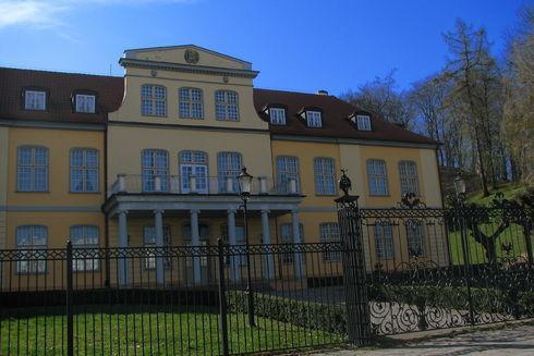Quellbrunn  –  zespół dworu II  w Gdańsku Oliwie