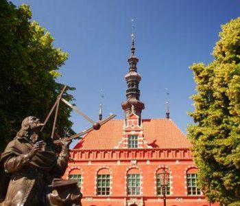 Ratusz Staromiejski w Gdańsku