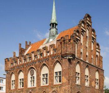 Ratusz Staromiejski w Malborku