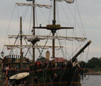 Rejs z Gdyni po porcie i Zatoce Gdańskiej – galeon Regina