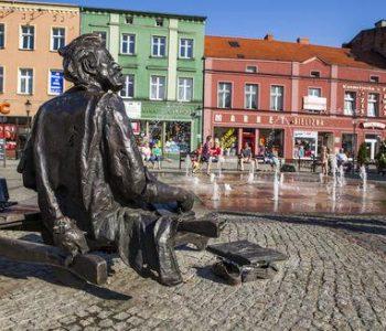 Rynek miasta Kościerzyna