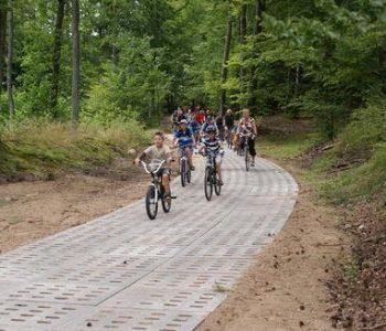 Rzewnicki bike trail