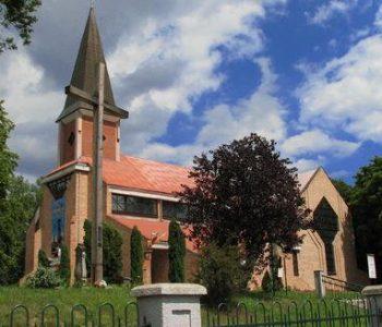 Sanktuarium Matki Bożej Saletyńskiej w Gdańsku-Sobieszewie