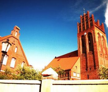 Sanktuarium pw. Św. Jakuba Apostoła w Lęborku