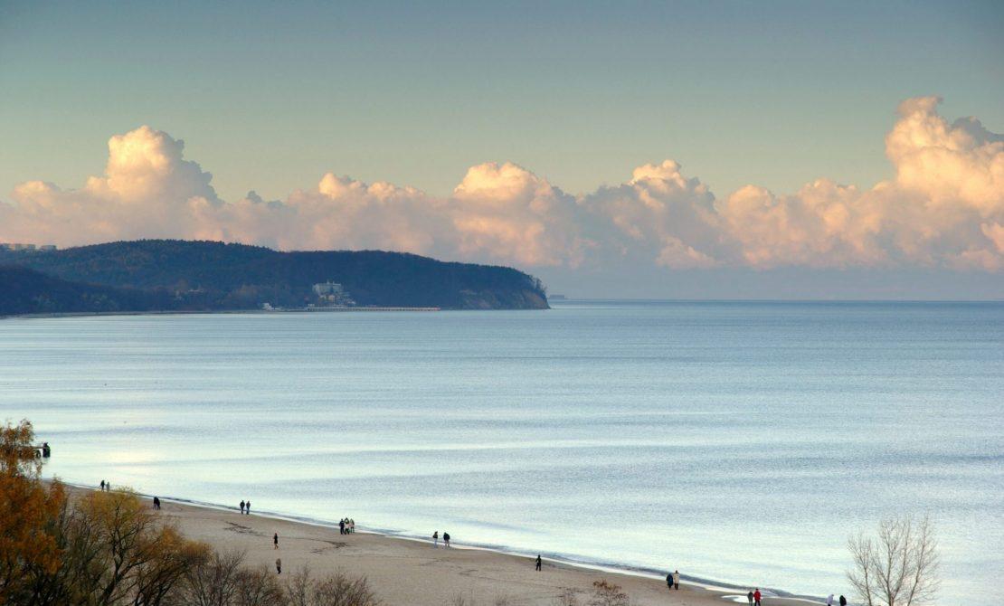 Sopot, widok z latarni, fot. Pomorskie Travel