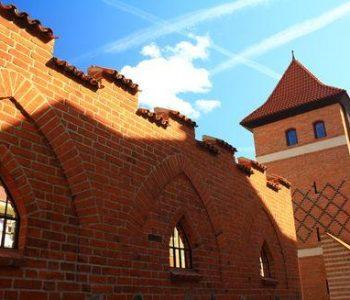 Średniowieczne obwarowania Lęborka