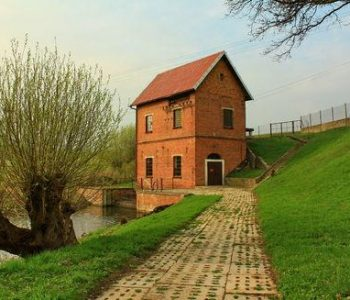 """The """"Nadzieja"""" pumping station"""