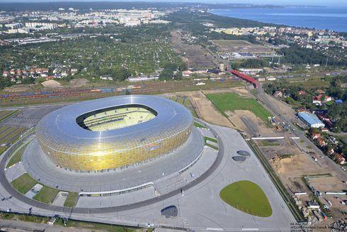 The Energa Gdańsk Stadium