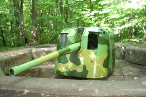 Stanowiska artyleryjskie 11 Baterii Artylerii Stałej w Redłowie