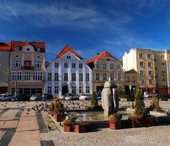 Stary Rynek w Słupsku