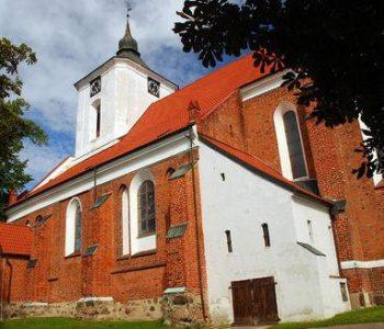 Szlak kościołów Powiśla