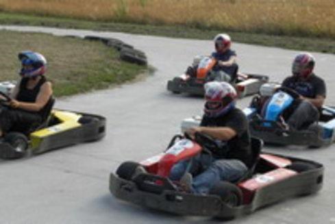The Carting Track in Luleminko