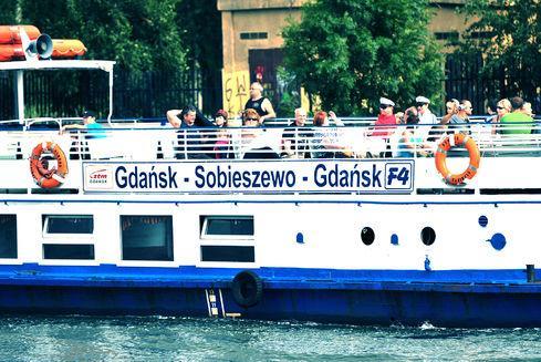 Tramwaje wodne po Zatoce Gdańskiej