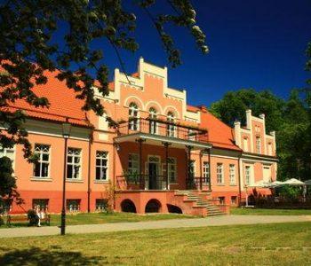 Trasa Dworów i Pałaców Północnych Kaszub