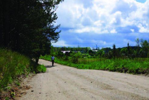 Trasa nr 19 Kętrzyńska (czarna)