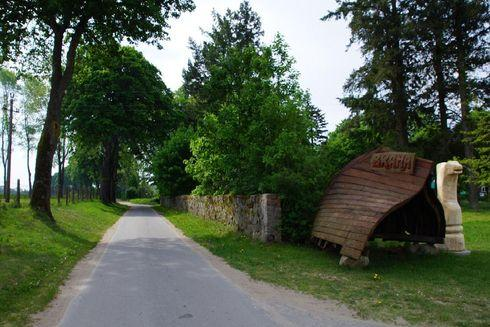 Route no. 28 Nowa Wieś Lęborska (green)