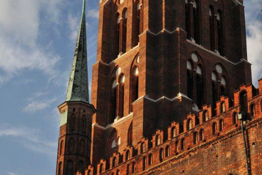 wieża Bazyliki Mariackiej, fot. Pomorskie Travel