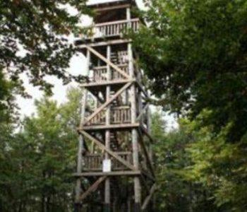 Wieża widokowa na Górze Siemierzyckiej
