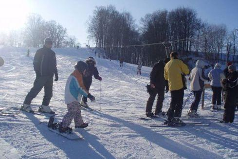 Wyciąg narciarski Paczoskowo
