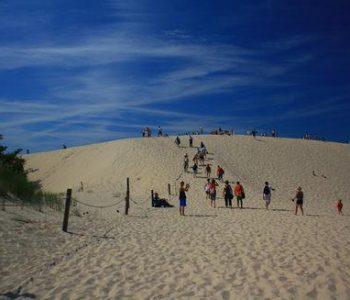 The Łącka Dune