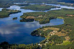 Wyspy Kompleksu Jezior Wdzydzkich, fot. materiały PROT,