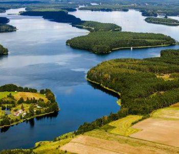 Wyspy Kompleksu Jezior Wdzydzkich