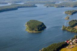 wyspy kompleksu jezior wdzydzkich 4