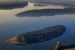 wyspy kompleksu jezior wdzydzkich 5