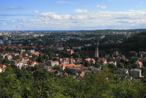 Wzgórze Pachołek w Gdańsku Oliwie