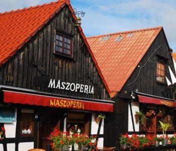 The Architecture of Wiejska Street in Hel
