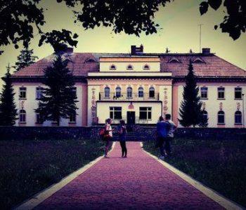 Założenie pałacowo-parkowe w Runowie