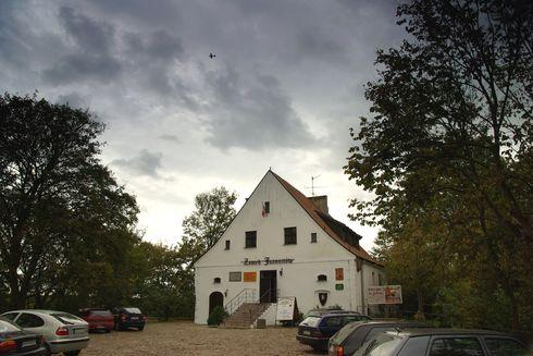 Zamek Joannitów w Skarszewach