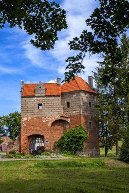 zamek kiszewski 1
