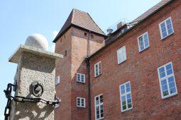 zamek krzyzacki w leborku