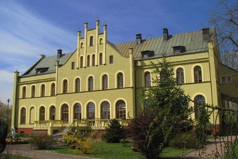 Zamek w Czarnem
