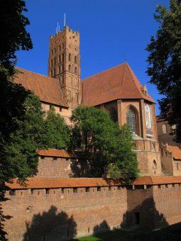 zamek w Malborku, for. Pomorskie Travel