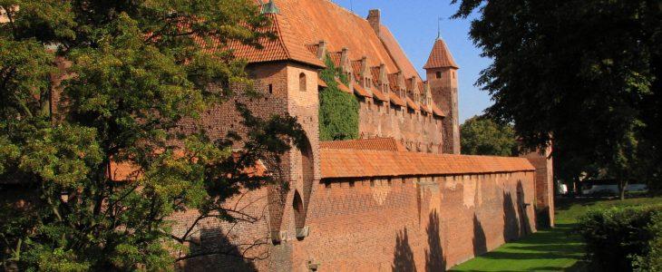 Zamek krzyżacki w Malborku - Muzeum Zamkowe