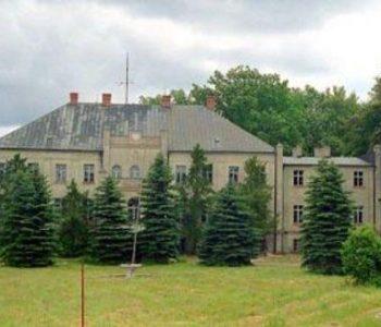 Zespół pałacowo-folwarczny w Biesowicach
