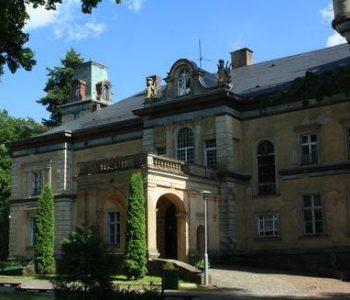 Zespół pałacowo – parkowy w Damnicy