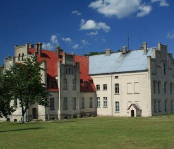 The Palace and Park Complex in Główczyce