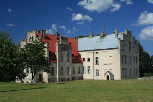 Zespół pałacowo – parkowy w Główczycach