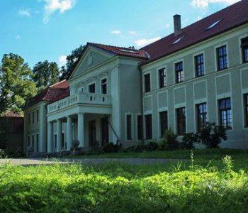 Zespół pałacowo – parkowy w Grąbkowie