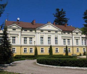 Zespół pałacowo – parkowy w Sasinie