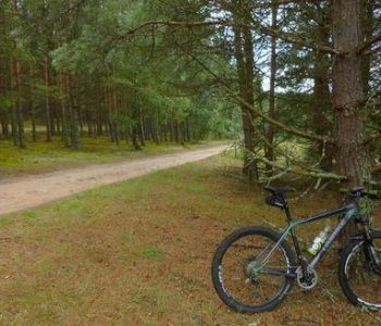 """Green Trail of """"the Kashubian Route"""""""