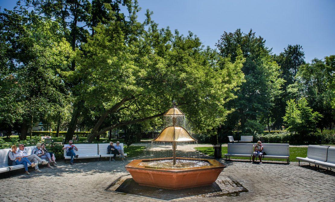 Sopot, grzybek inhalacyjny, fot. Pomorskie Travel/ M. Ochocki